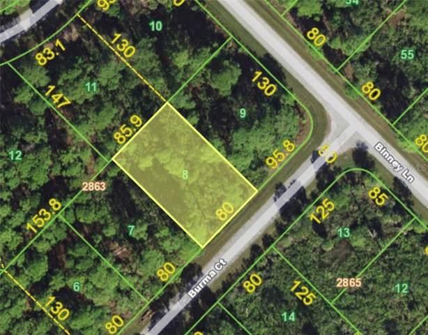 437 Burma Court, Port Charlotte, FL 33953 (MLS #C7422554) :: Burwell Real Estate
