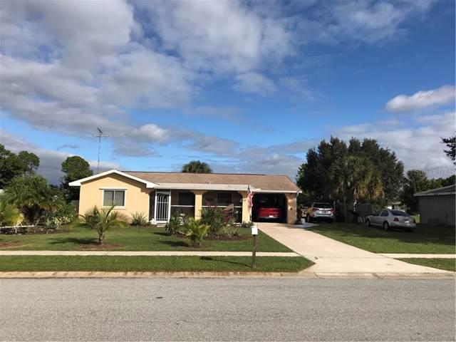 6544 Elmwood Road, North Port, FL 34287 (MLS #C7422573) :: 54 Realty