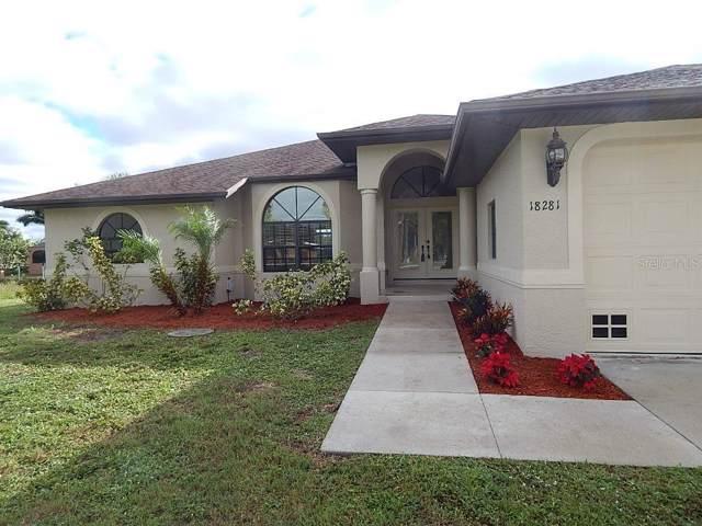 18281 Ohara Drive, Port Charlotte, FL 33948 (MLS #C7422574) :: EXIT King Realty