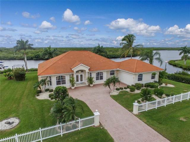 17229 Ohara Drive, Port Charlotte, FL 33948 (MLS #C7422585) :: Delgado Home Team at Keller Williams