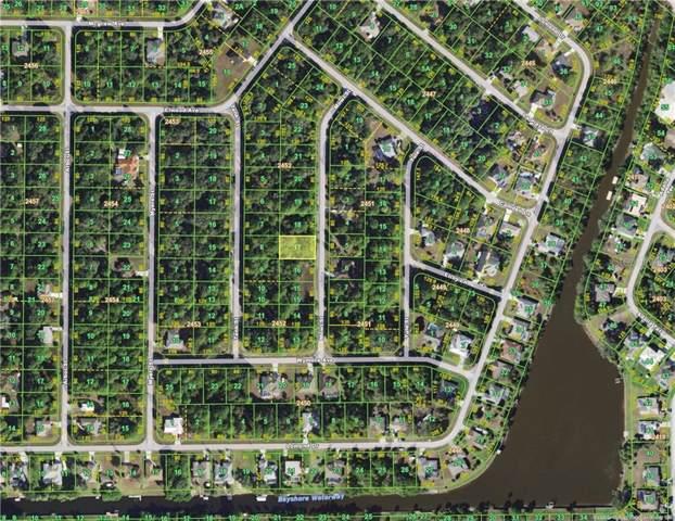 329 Mowl Street, Port Charlotte, FL 33953 (MLS #C7422592) :: Burwell Real Estate
