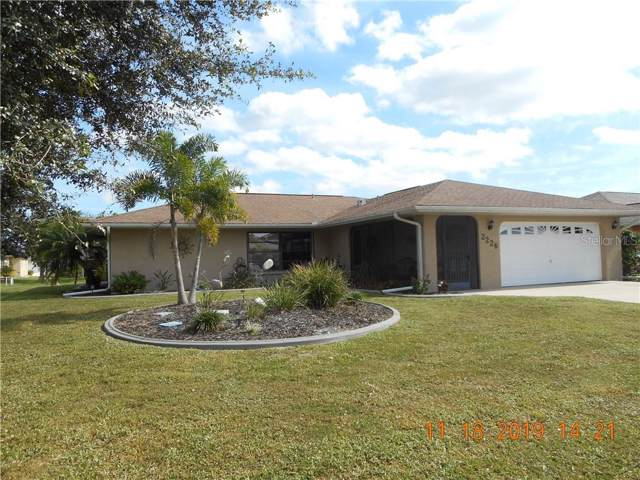 2226 Rio De Janeiro Avenue, Punta Gorda, FL 33983 (MLS #C7422599) :: Florida Real Estate Sellers at Keller Williams Realty