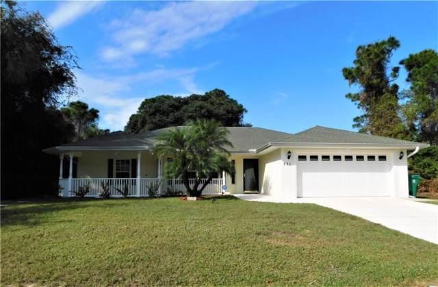 231 Kensington Street, Port Charlotte, FL 33954 (MLS #C7422625) :: Zarghami Group