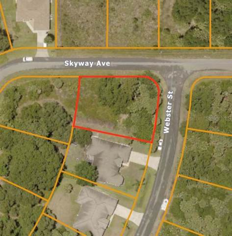 Webster Street, North Port, FL 34288 (MLS #C7422638) :: Baird Realty Group