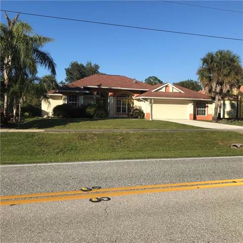 1550 W Hillsborough Boulevard, North Port, FL 34288 (MLS #C7422694) :: The Duncan Duo Team