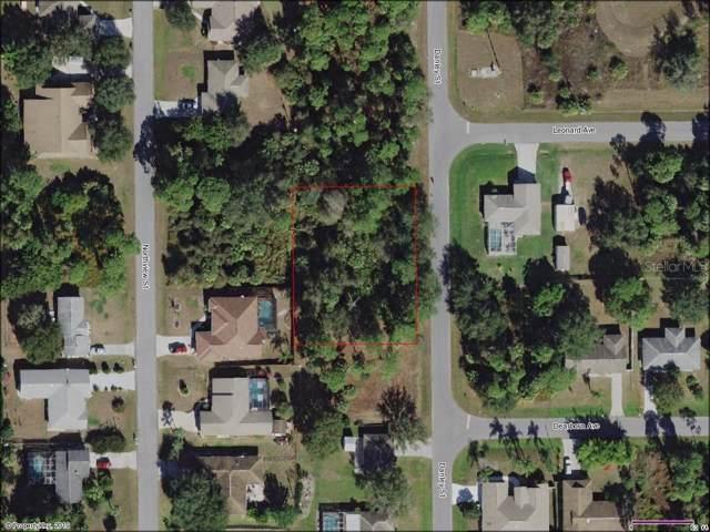 247 Danley Street, Port Charlotte, FL 33954 (MLS #C7422901) :: Premium Properties Real Estate Services