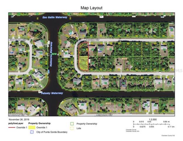 18345 Kerrville Circle, Port Charlotte, FL 33948 (MLS #C7422914) :: The Light Team