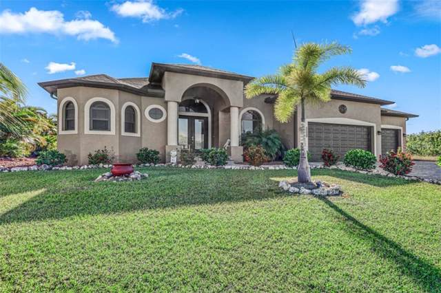 15420 Alsask Circle, Port Charlotte, FL 33981 (MLS #C7422998) :: The Duncan Duo Team