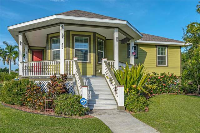 309 Shreve Street, Punta Gorda, FL 33950 (MLS #C7423056) :: Baird Realty Group
