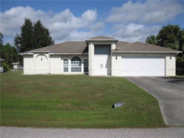 2658 Beeville Avenue, North Port, FL 34286 (MLS #C7423065) :: Premium Properties Real Estate Services