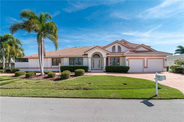 524 La Caruna Court, Punta Gorda, FL 33950 (MLS #C7423082) :: Baird Realty Group