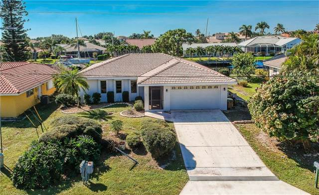 101 Tropicana Drive, Punta Gorda, FL 33950 (MLS #C7423087) :: Baird Realty Group