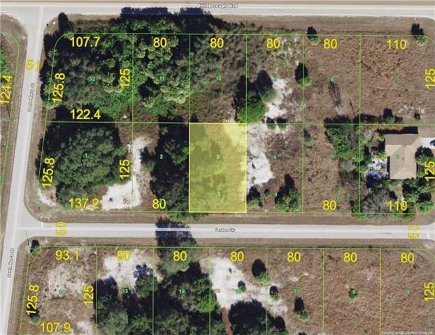 40 Ferdon Circle, Port Charlotte, FL 33954 (MLS #C7423114) :: The Light Team