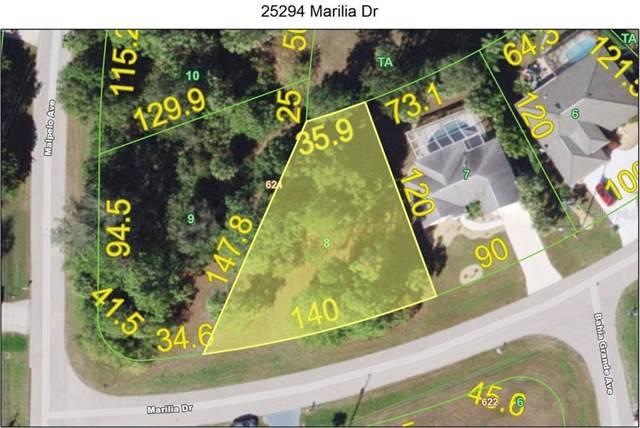 25294 Marilia Drive, Punta Gorda, FL 33983 (MLS #C7423115) :: Lovitch Realty Group, LLC