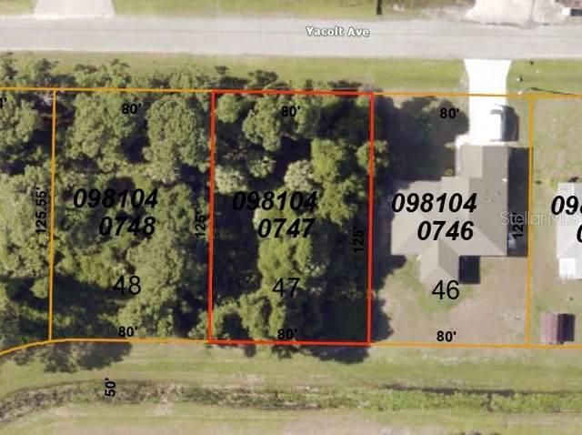 Yacolt Avenue, North Port, FL 34286 (MLS #C7423150) :: Team Bohannon Keller Williams, Tampa Properties
