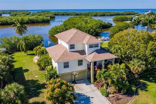24197 Treasure Island Boulevard, Punta Gorda, FL 33955 (MLS #C7423197) :: 54 Realty