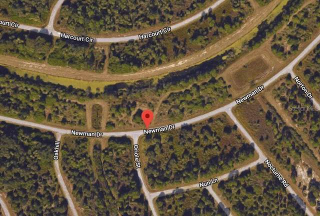 Newman Drive, North Port, FL 34288 (MLS #C7423210) :: Team Bohannon Keller Williams, Tampa Properties