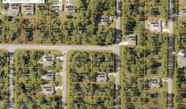 Casanova Avenue, North Port, FL 34291 (MLS #C7423215) :: Team Bohannon Keller Williams, Tampa Properties