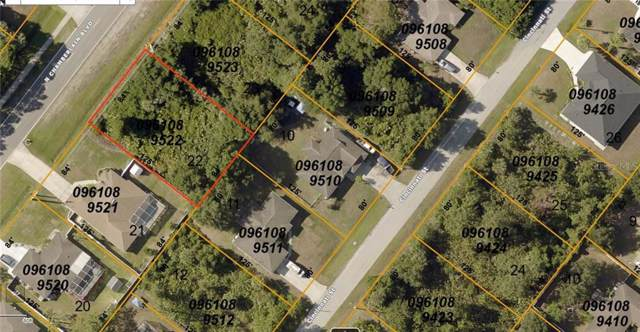 Chamberlain Boulevard, North Port, FL 34286 (MLS #C7423216) :: Team Buky