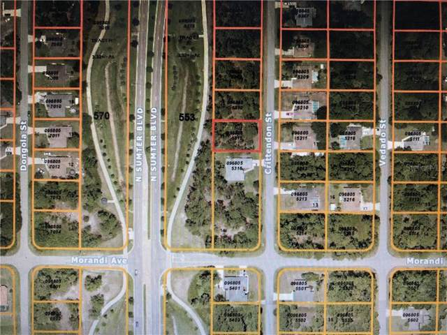 Crittendon Street, North Port, FL 34286 (MLS #C7423225) :: Cartwright Realty