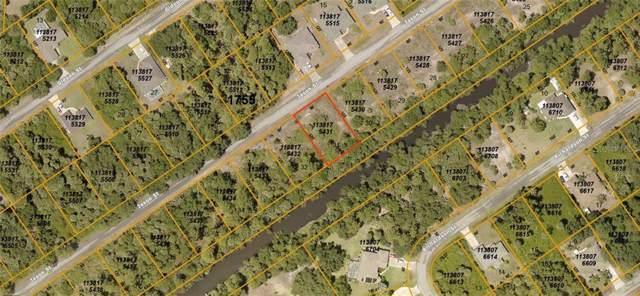 Jason Street, North Port, FL 34288 (MLS #C7423228) :: GO Realty