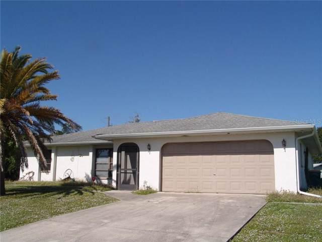 190 Cummins Avenue NE, Port Charlotte, FL 33952 (MLS #C7423270) :: Carmena and Associates Realty Group