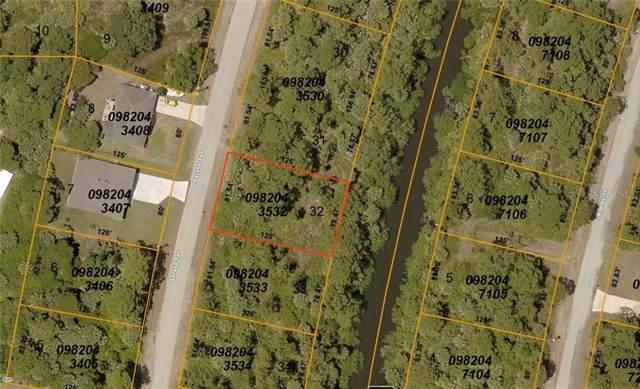 Sareta Terrace, North Port, FL 34286 (MLS #C7423273) :: Team Bohannon Keller Williams, Tampa Properties