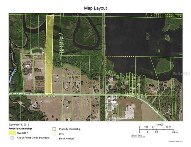 38473 Washington Loop Road, Punta Gorda, FL 33982 (MLS #C7423308) :: Premium Properties Real Estate Services