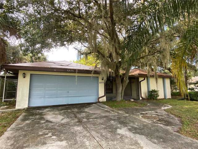 2273 S Salford Boulevard, North Port, FL 34287 (MLS #C7423311) :: Team Bohannon Keller Williams, Tampa Properties