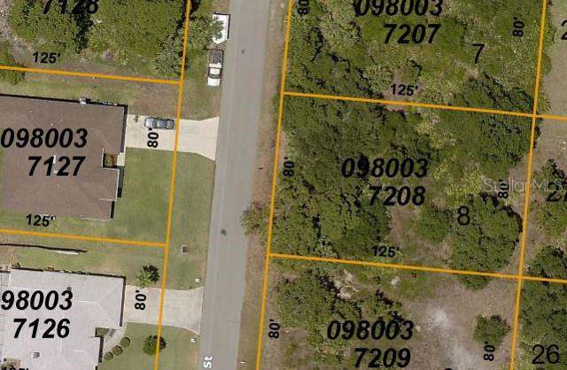 LOT 8 Torino Street, North Port, FL 34287 (MLS #C7423337) :: The Duncan Duo Team
