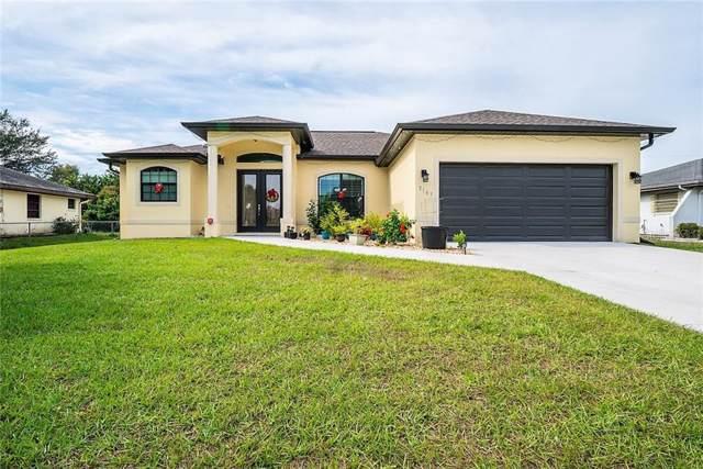 3167 Lake View Boulevard, Port Charlotte, FL 33948 (MLS #C7423352) :: The Duncan Duo Team