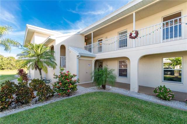 220 Coldeway Drive #122, Punta Gorda, FL 33950 (MLS #C7423361) :: Dalton Wade Real Estate Group