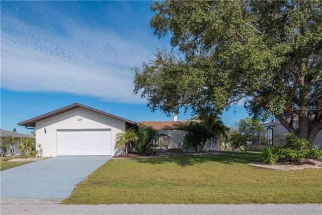 128 Sinclair Street SE, Port Charlotte, FL 33952 (MLS #C7423385) :: Delgado Home Team at Keller Williams