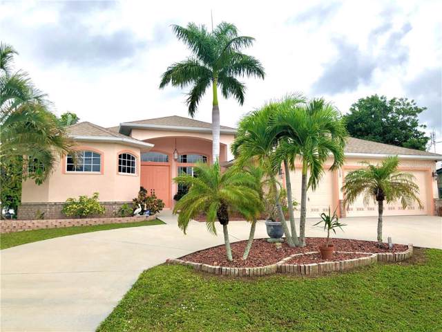 129 Peckham Street SE, Port Charlotte, FL 33952 (MLS #C7423404) :: 54 Realty