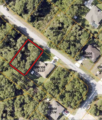 Marita Avenue, North Port, FL 34286 (MLS #C7423407) :: Premium Properties Real Estate Services