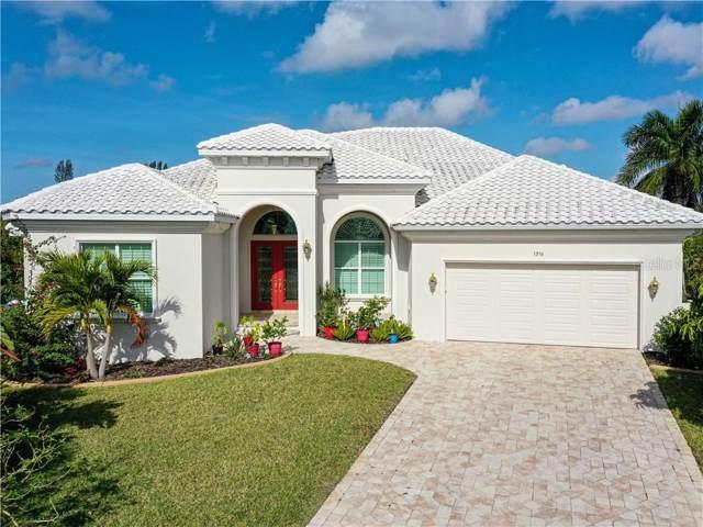 1356 Grebe Drive, Punta Gorda, FL 33950 (MLS #C7423439) :: Armel Real Estate