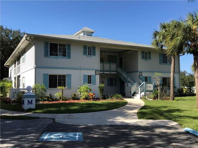 1051 Forrest Nelson Boulevard M102, Port Charlotte, FL 33952 (MLS #C7423468) :: 54 Realty