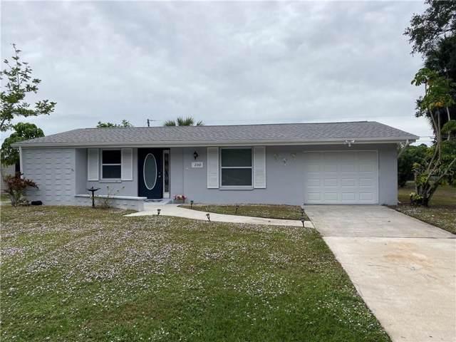 2355 Lee Terrace, Port Charlotte, FL 33952 (MLS #C7423500) :: Prestige Home Realty