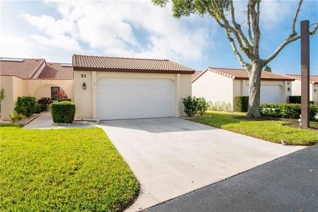 1780 Deborah Drive #21, Punta Gorda, FL 33950 (MLS #C7423518) :: Griffin Group