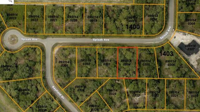 Spisak Ave, North Port, FL 34291 (MLS #C7423528) :: Alpha Equity Team