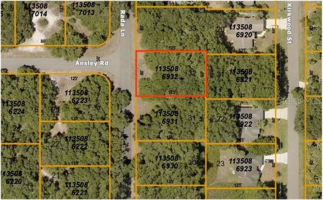 Rada Lane, North Port, FL 34288 (MLS #C7423619) :: Griffin Group
