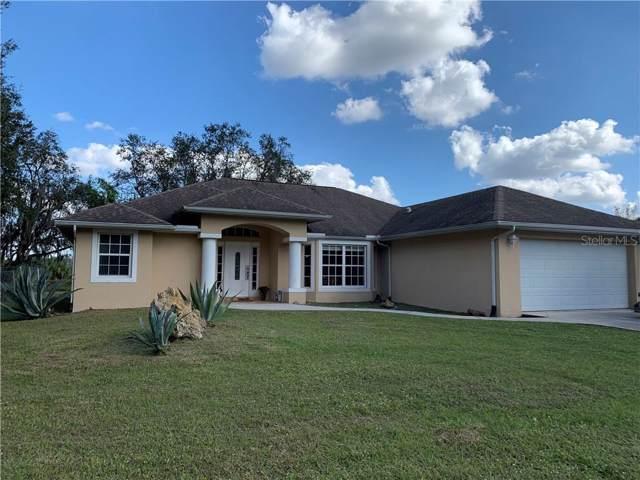 9192 Grove Boulevard, Punta Gorda, FL 33982 (MLS #C7423659) :: Florida Real Estate Sellers at Keller Williams Realty
