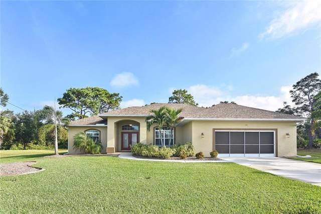 116 Fairway Road, Rotonda West, FL 33947 (MLS #C7423674) :: 54 Realty