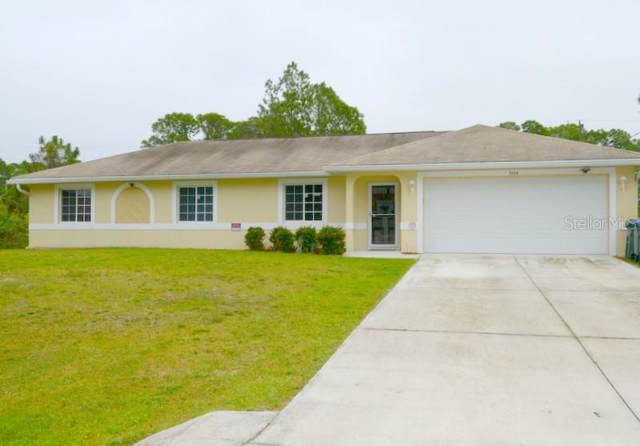 3164 Needle Terrace, North Port, FL 34286 (MLS #C7423683) :: Team Bohannon Keller Williams, Tampa Properties