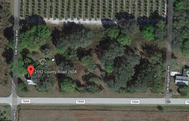 2192 SW County Road 760A Highway, Arcadia, FL 34266 (MLS #C7423701) :: The Duncan Duo Team