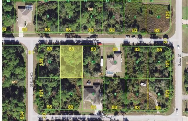 17199 Berwin, Port Charlotte, FL 33948 (MLS #C7423729) :: Griffin Group