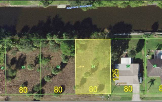 597 Clearview Drive, Port Charlotte, FL 33953 (MLS #C7423803) :: The Duncan Duo Team