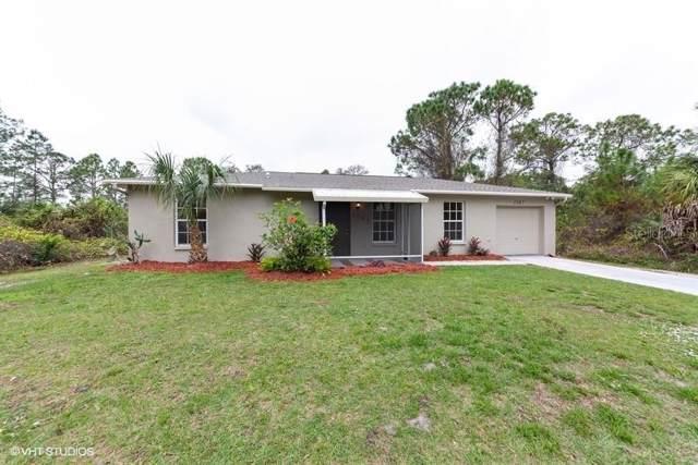 1167 N Waconia Street, North Port, FL 34286 (MLS #C7423963) :: Cartwright Realty