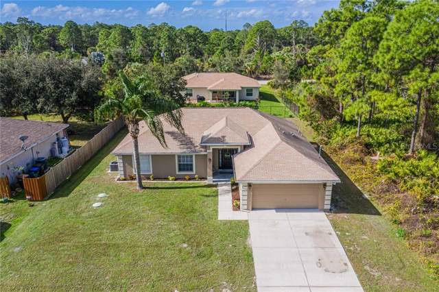 2229 Garnet Street, North Port, FL 34288 (MLS #C7423995) :: Team Bohannon Keller Williams, Tampa Properties