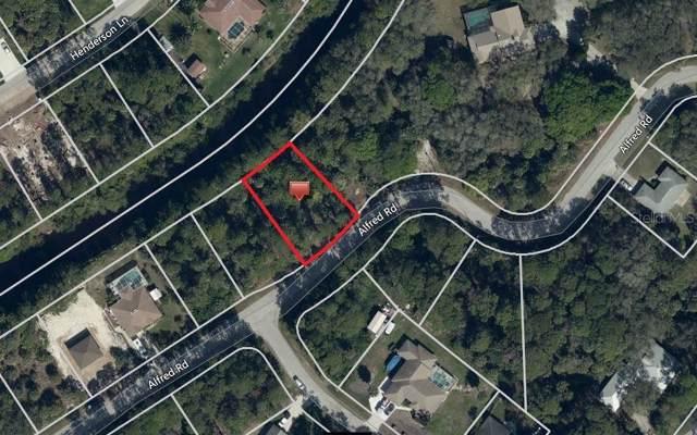 Lot 54 Alfred Road, North Port, FL 34286 (MLS #C7424009) :: GO Realty